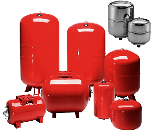 Tanques hidroneumaticos salmson 16b for Tanque hidroneumatico 100 litros