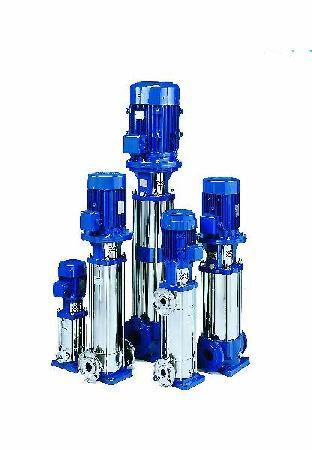 Bombas lowara verticales multietapa e sv series 125 for Precio de hidroneumatico