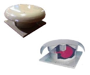 Ventilacion Gatti > Axiales Para Techo - WH / KH